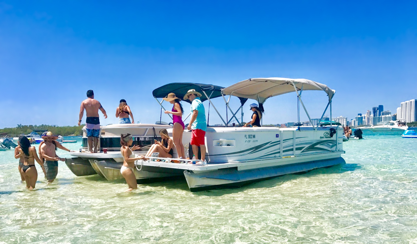 Our Boats and Pricing | My Miami Boat Rental